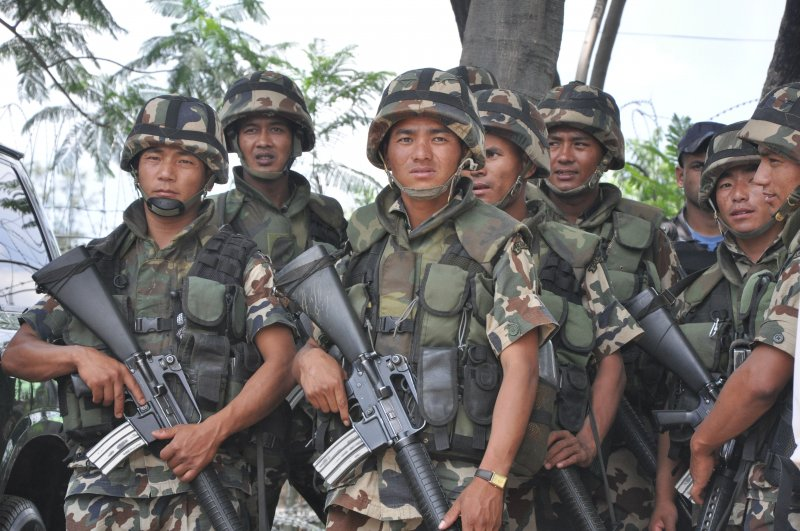 future perspective on the nepal army Socialism is the future  6,500 are to be inducted into nepal army  the changed situation through their own and enemy's perspective but not through the.